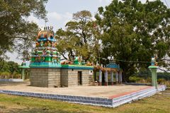 Hindu Temple Stock Images