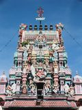 Hindu Temple Royalty Free Stock Photos