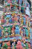 Hindu temple Royalty Free Stock Photos