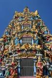 Hindu temple,. Yangon, Myanmar, Asia Stock Photos