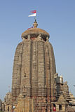 Hindu Temple Architecture Stock Photo