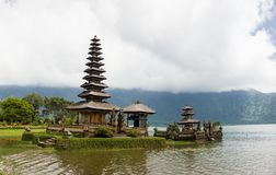 Hindu Temple in Bali stock images