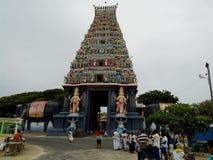 Great Hindu temple of Sri Lanka royalty free stock images