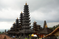 Hindu temple, Besakih, Bali, Indonesia, Royalty Free Stock Images