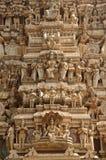 Hindu Temple Closeup Stock Image