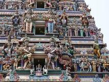 Hindu temple of Colombo Stock Photos
