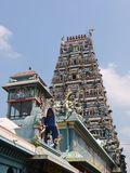 Hindu temple of Colombo Royalty Free Stock Image