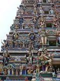 Hindu temple of Colombo Royalty Free Stock Photography