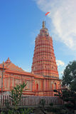 Hindu Temple dedicated to Sri Panduranga, Tamilnadu, India Stock Photography