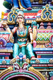 Hindu Temple Details Stock Photography