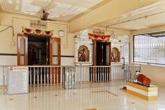 Hindu temple at Dhatva Royalty Free Stock Photography