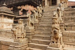 Free Hindu Temple Entrance Royalty Free Stock Photos - 17294008