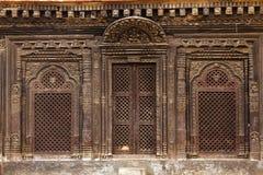Hindu temple facade Stock Photo