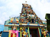 Hindu temple in Galle Royalty Free Stock Images
