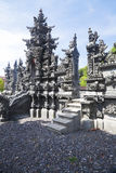 Hindu Temple, Geretek, Bali, Indonesia Stock Photo