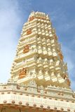Hindu Temple Gleaming Royalty Free Stock Image