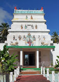 Hindu Temple, Guadeloupe, Caribbean Stock Images