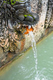 Hindu temple of the holy water, Pura Tirta Empul - Bali Royalty Free Stock Photo