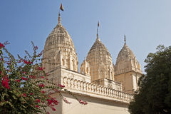 Hindu temple in India Stock Photography