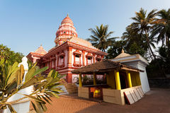 Hindu temple. India goa whole Stock Photos