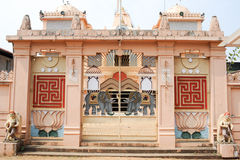 Hindu temple of Jain at Fort Cochin Royalty Free Stock Photography