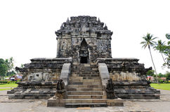 Hindu temple. Java, Indonesia Royalty Free Stock Images