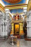 Hindu temple at Kuala Lumpur Malaysia Royalty Free Stock Photo