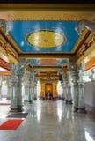 Hindu temple at Kuala Lumpur Malaysia Stock Photo