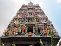 Hindu Temple. In Kuala Lumpur, Malaysia Stock Image