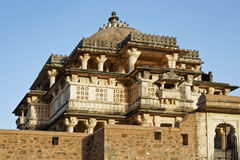 Hindu Temple at Kumbhalghar Fort Royalty Free Stock Image