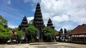 Hindu temple in Kuta Selatan, Bali (Indonesia) Royalty Free Stock Photo
