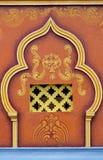 Hindu temple at Matale, Sri Lanka Royalty Free Stock Images