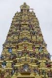 Hindu temple at Matale, Sri Lanka Royalty Free Stock Photo