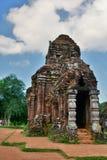 Hindu temple. My Son. Quảng Nam Province. Vietnam Stock Image