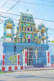The Hindu Temple in Negombo Royalty Free Stock Photos
