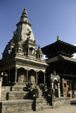 Hindu temple- Nepal Royalty Free Stock Image