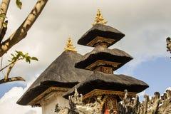 Hindu temple, Nusa Penida, Toyopakeh, Indonesia Stock Photos