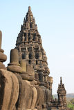 Hindu temple Prambanan Stock Photo