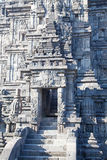 Hindu temple Prambanan Stock Photography