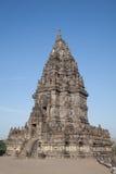 Hindu temple Prambanan Royalty Free Stock Photos