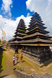 Hindu temple Pura Agung  Bali  Indonesia Stock Photo