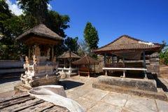 Hindu temple at Pura Sahab, Nusa Penida, Bali, Indonesia Stock Images