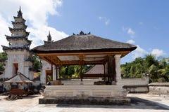 Hindu temple at Pura Sahab, Nusa Penida, Bali, Indonesia Stock Image