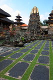 Hindu Temple Ubud Bali Royalty Free Stock Photography