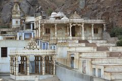 Hindu Temple. Someshwar Mahadev Temple Locate in rajasthan India Royalty Free Stock Image