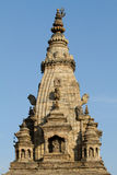 Hindu temple spire Stock Images