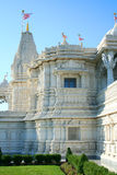 Hindu temple in Toronto Stock Images