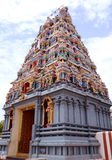 Hindu temple tower Royalty Free Stock Image