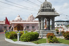 Hindu temple in Trinidad Royalty Free Stock Photography