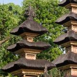 Hindu temple in Ubud. Bali, Indonesia Royalty Free Stock Image